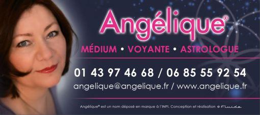 Angélique est un nom déposé en Marque à l'INPI