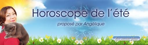 Angélique vous présente l'Horoscope de l'Eté 2014