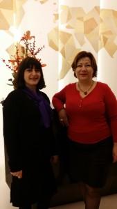 Ruth Nahmias et Angtélique