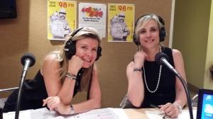 Maître Tomasini et Bonaggiunta sur Etincelles, IDMF98, Radio Enghien