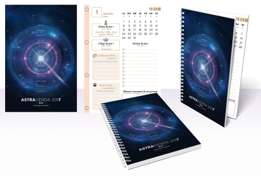Angélique astro agenda 2017