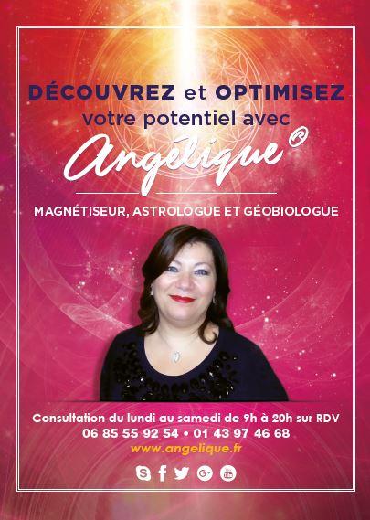 Angélique Magnétiseur, Astrologue, Géobiologue