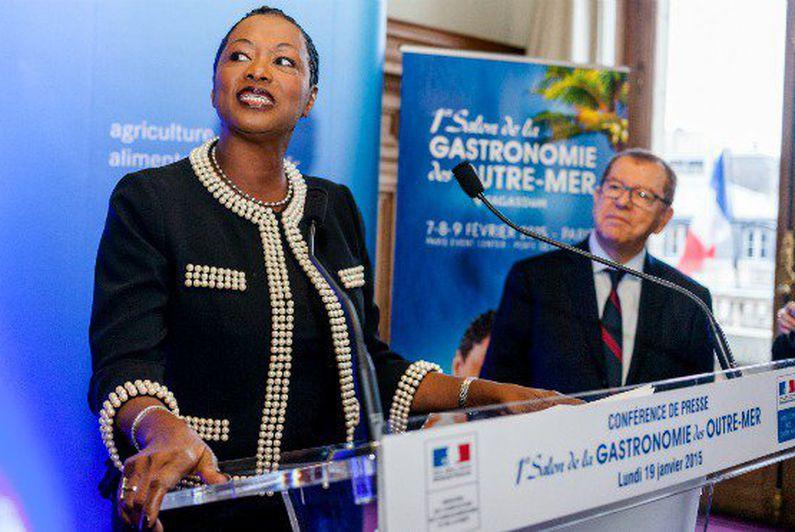 Babette de Rozières présente le salon de la Gastronomie des Outre-Mer